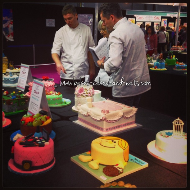 2014.03 BCAE Cake Int B'Day Cakes