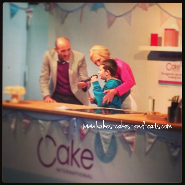 2014.03 BCAE Cake Int Mary