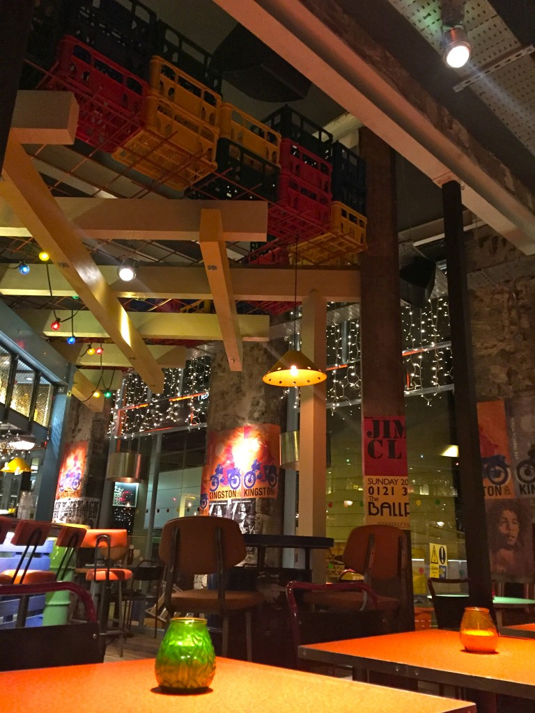 BCAE Turtle Bay Huddersfield Caribbean Restaurant